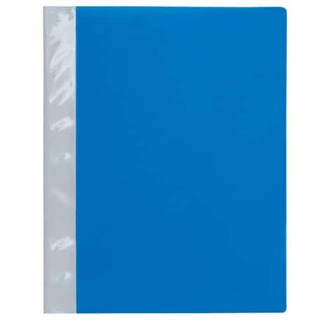 Office Depot Display Books - A4 20 Pocket - Blue