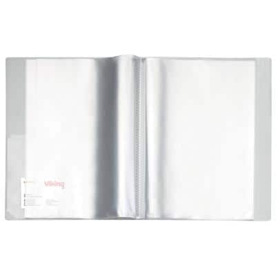 Office Depot Display Book A4 Transparent Polypropylene 24.5 x 1.5 x 31 cm