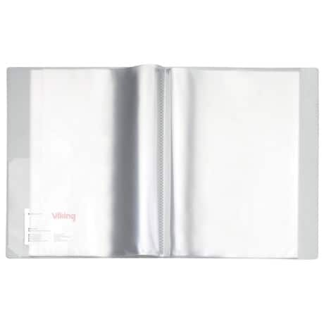 Office Depot Display Books - A4 20 Pocket - Clear