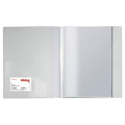 Office Depot Display Book A4 Transparent Polypropylene 310 x 245 x 25 mm