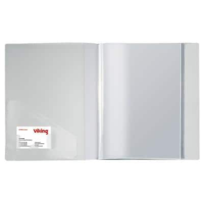 Office Depot Display Book A4 Transparent Polypropylene 24.5 x 2.5 x 31 cm