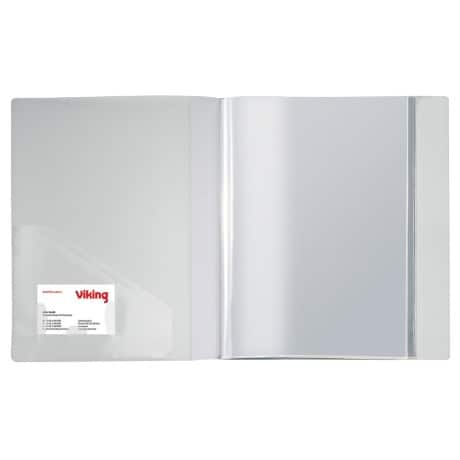 Office Depot Display Books - A4 40 Pocket - Clear