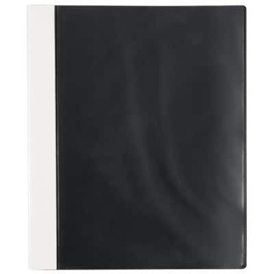 Office Depot Display Book A4 Black Polypropylene 310 x 255 mm