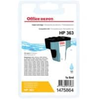 Office Depot Compatible HP 363 Ink Cartridge 1475864 Light Cyan