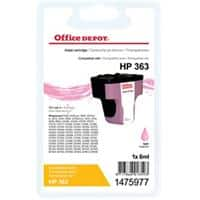 Office Depot Compatible HP 363 Ink Cartridge 1475977 Light Magenta
