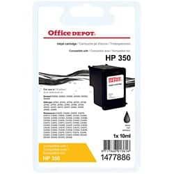 Office Depot Compatible HP 350 Ink Cartridge CB335EE Black