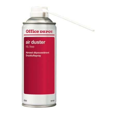 Office Depot HFC-Free Air Duster – 400 ml