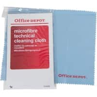 Office Depot Cleaning Cloth Blue 15 x 18 cm