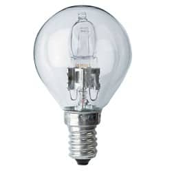 Radium Lightbulb Clear 230 v 30 w e14
