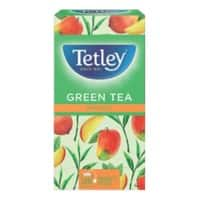 Tetley Green Tea and Mango Tea Bags 25 Pieces
