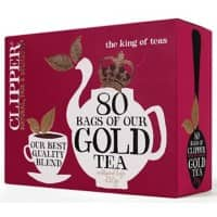 Clipper Black Tea 80 Pieces