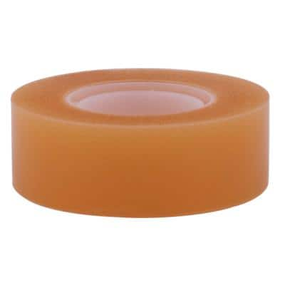 Office Depot Tape BOPP (Biaxially-Oriented Polypropylene) 19 mm x 33 m Yellow Pack of 6 Pack of 8
