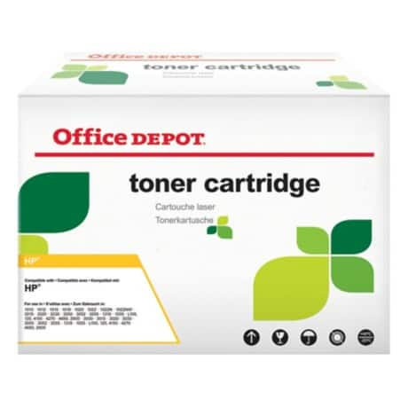 Office Depot Compatible HP 641A Toner Cartridge C9721A Cyan