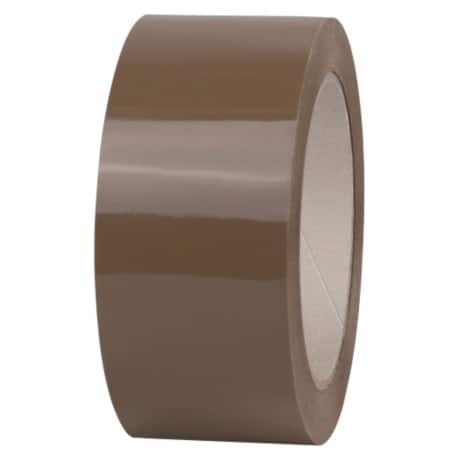 Office Depot Packaging Tape Low Noise 48 mm x 66 m Brown 6 Rolls