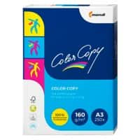 Color Copy Copier Paper A3 160gsm White 250 Sheets