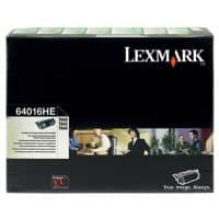 Lexmark 64016HE Original Toner Cartridge Black
