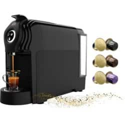 Free L'OR Lucente Pro Coffee Machine + 1000 L'OR Capsules Popular