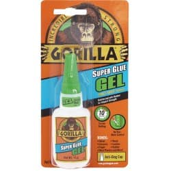 Gorilla Glue Super Transparent 15 g