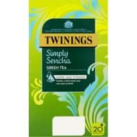 Twinings Sencha Tea Bags 20 Pieces