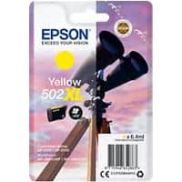 Epson 502XL Original Ink Cartridge C13T02W44010 Yellow