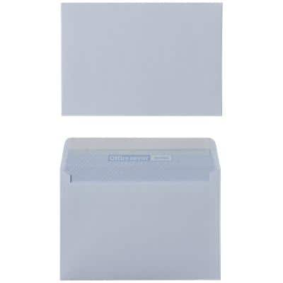 Office Depot Envelopes C6 100gsm White Plain Peel and Seal 500 Pieces