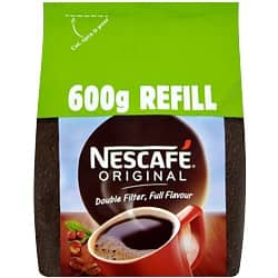 Nescafé Original instant coffee 600 g refill pack
