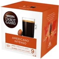 NESCAFÉ Dolce Gusto Americano Intenso Coffee Pods 16 Pieces