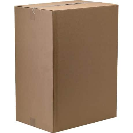 Fellowes 28791 Storage Box Brown 10 pieces