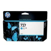 HP 727 Original Ink Cartridge B3P19A Cyan