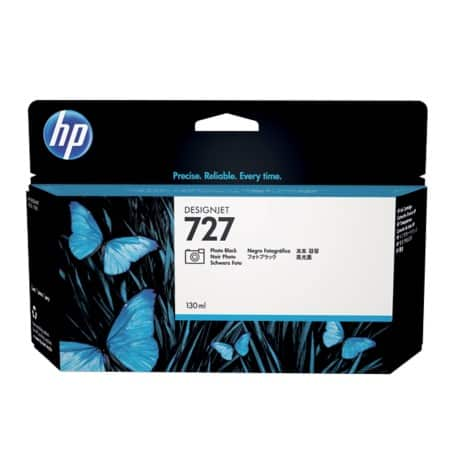 HP 727 Original Ink Cartridge B3P23A Black