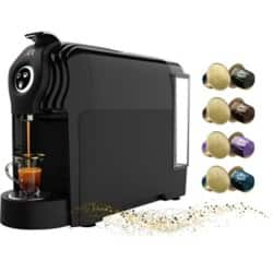 Free L'OR Lucente Pro Coffee Machine + 1000 L'OR Capsules Mix