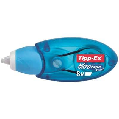 Tipp-Ex Correction Roller Micro Tape Twist Blue