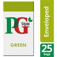 PG tips Green Tea Bags Pack of 25