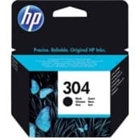 HP 304 Original Ink Cartridge N9K06AE Black