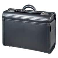 Monolith Executive Case 51629A 46 x 20 x 33 cm Black