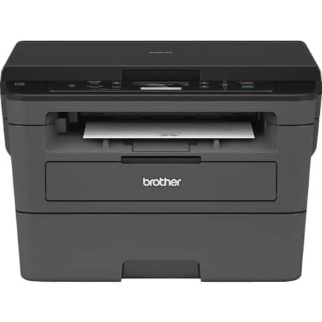 Brother DCPL2510D mono laser multifunction printer