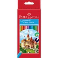Faber-Castell colouring pencils Pack of 12