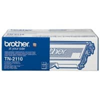 Brother TN-2110 Original Toner Cartridge Black Black