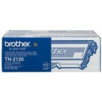 Brother TN-2120 Original Toner Cartridge Black Black