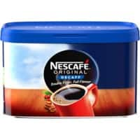 NESCAFÉ Original Instant Ground Coffee Tin Decaffeinated 500g