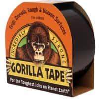 Gorilla Duct Tape 48 mm x 11 m Black