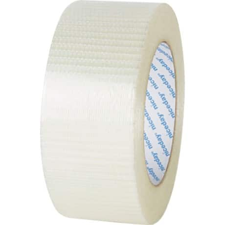 Niceday Packaging Tape White 150 microns 27.5 cm