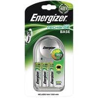 Energizer Base Battery Charger for AA/AAA 4 x AA Batteries