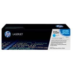 HP 125A Original Toner Cartridge CB541A Cyan