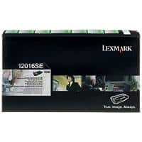 Lexmark 12016SE Original Toner Cartridge Black