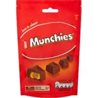 Nestlé Munchies Milk Chocolate Bag No Artificial Colours, Flavours or Preservatives 104g
