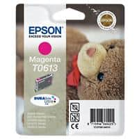 Epson T0613 Original Ink Cartridge C13T06134010 Magenta