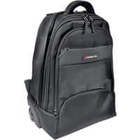 Monolith Laptop Backpack Motion II 15.6 Inch Polyester Black 32 x 45.5 x 20 cm