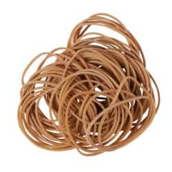 Office Depot Rubber Bands 1.5 x 60 mm Size 16, 500 g