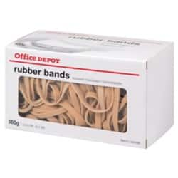 Office Depot Rubber Bands 6 x 90 mm Size 64, 500 g